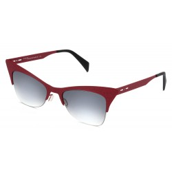 Italia Independent I-METAL 0504 - 0504.CRK.051 Rosso Multicolor