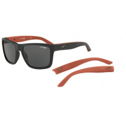 Arnette AN 4177 Witch Doctor 243487 Nero Opaco