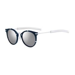 Dior Homme Dior0196S MZL DC Blu Bianco Opaco