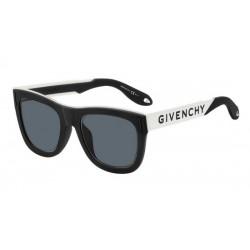 Givenchy GV 7016-N-S 80S IR Nero-Bianco