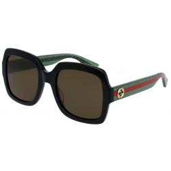 Gucci GG0036S 002 Nero Verde