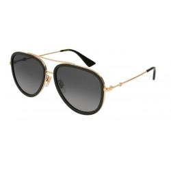 Gucci GG0062S 011 Oro Polarizzate