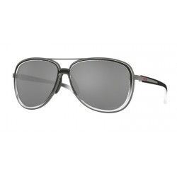 Oakley OO 4129 SPLIT TIME 412911 BLACK CLEAR FADE/GUNMETAL