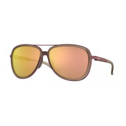 Oakley OO 4129 Split Time 412915 Matte Sepia
