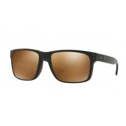 Oakley Holbrook OO 9102 D7 Matte Black Polarizzato