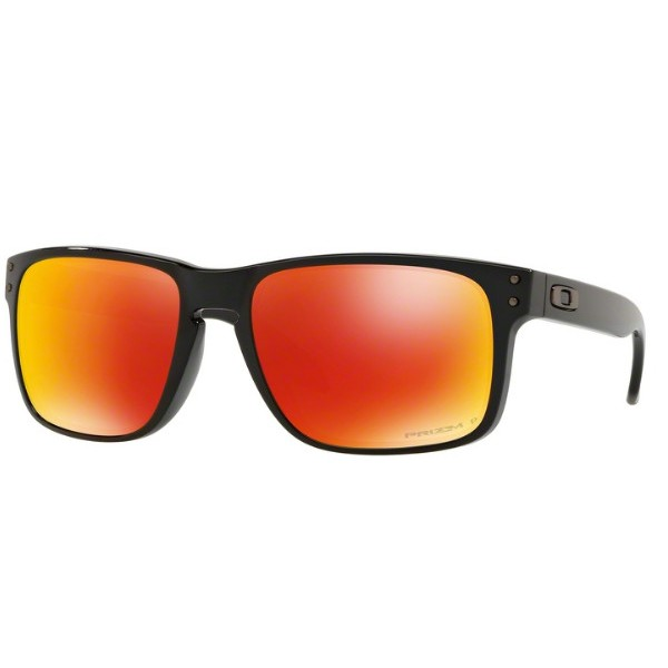 Oakley Holbrook OO 9102 F1 Polished Black