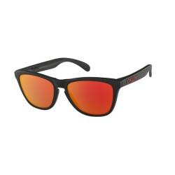 Oakley OO 9245 FROGSKINS (A) 924563 MATTE BLACK