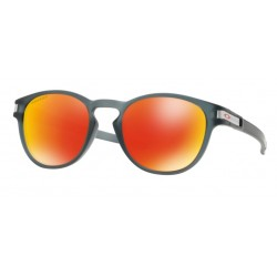 Oakley OO 9265 LATCH 926541 GRID MATTE CRYSTAL BLACK