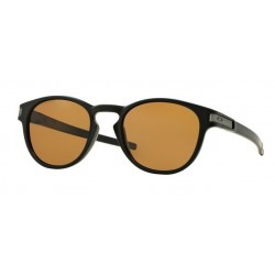 Oakley Latch OO 9265 07 Polarizzato Matte Black