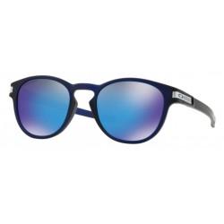 Oakley OO 9265 LATCH 926542 GRID MATTE TRANSLUCENT BLUE