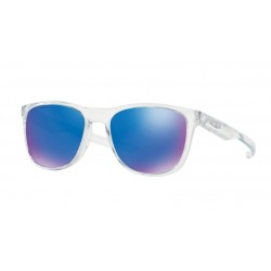 Oakley Trillbe X OO 9340 05 Polished Clear Polarizzato