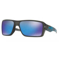 Oakley Double Edge OO 9380 22 Matte Grey Smoke Aero
