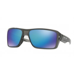 Oakley Double Edge OO 9380 938006 Grey Smoke Polarized