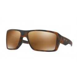 Oakley Double Edge OO 9380 938007 Matte Tortoise Polarized