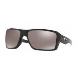 Oakley Double Edge OO 9380 938008 Polished Black Polarized