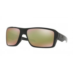 Oakley Double Edge OO 9380 938014 Polished Black Polarized