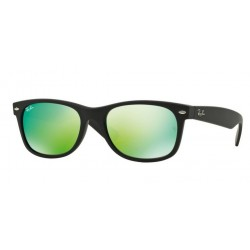 Ray-Ban RB 2132 622-19 New Wayfarer Nero Gommato
