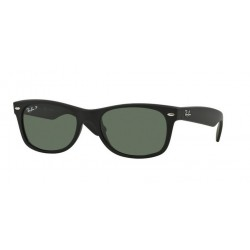 Ray-Ban RB 2132 622-58 New Wayfarer Nero Gommato