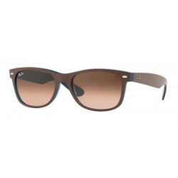 Ray-Ban RB 2132 6310A5 New Wayfarer Marrone Scuro