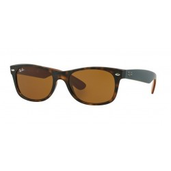 Ray-Ban RB 2132 6179 New Wayfarer Avana