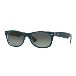 Ray-Ban RB 2132 619171 New Wayfarer Petrolio