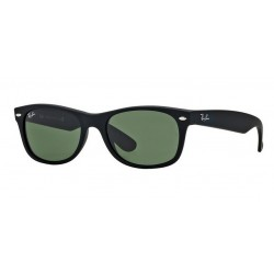 Ray-Ban RB 2132 622 New Wayfarer Nero Gommato