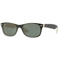Ray-Ban RB 2132 875 New Wayfarer Nero Beige