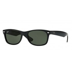 Ray-Ban RB 2132 901 Nero New Wayfarer Nero Lucido