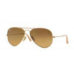 Ray-Ban RB 3025 Aviator Large Metal 112/4T Oro Opaco