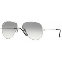 Ray-Ban RB 3025 Aviator Large Metal 003/32 Argento