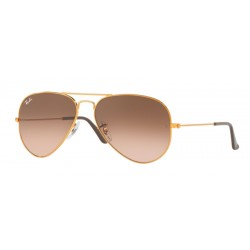 Ray-Ban RB 3025 Aviator Large Metal 9001A5 Bronzo Lucido Brillante