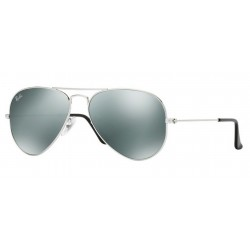 Ray-Ban RB 3025 Aviator Large Metal W3275 Argento