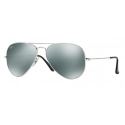 Ray-Ban RB 3025 Aviator Large Metal W3277 Argento