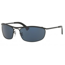 Ray-Ban RB 3119 Olympian 9161R5 Top Demishiny Nero / Nero