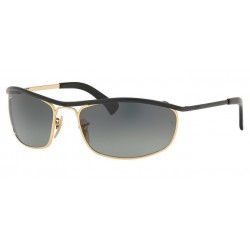 Ray-Ban RB 3119 Olympian 916271 Top Demishiny Nero / Oro