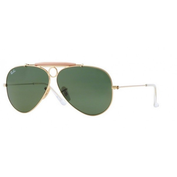 Ray-Ban RB 3138 001 Shooter Oro