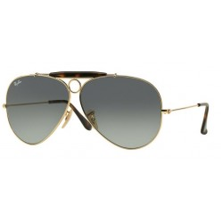 Ray-Ban RB 3138 181-71 Shooter Oro