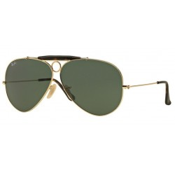 Ray-Ban RB 3138 181 Shooter Oro