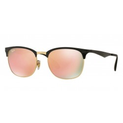 Ray-Ban RB 3538 - 187/2Y TOP SHINY BLACK ON GOLD