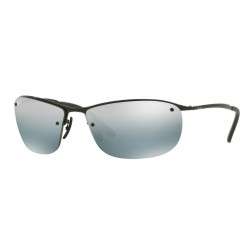 Ray-Ban RB 3542 002-5L Polarizzato Nero Brillante