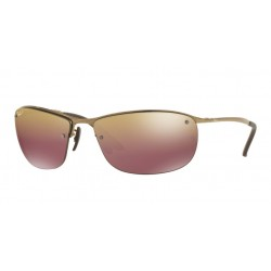 Ray-Ban RB 3542 - 197/6B Marrone Lucido