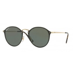 Ray-Ban RB 3574N Blaze Round 001/9A Oro