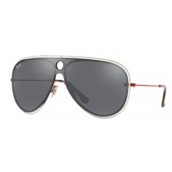 Ray-Ban RB 3605N - 90976G Rosso / Argento