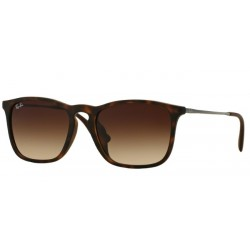 Ray-Ban Chris 4187F 856-13 Avana Gommato