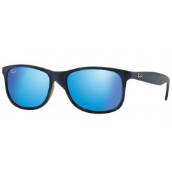 Ray-Ban RB 4202 615355 Andy Blu Lucido Su Top Opaco