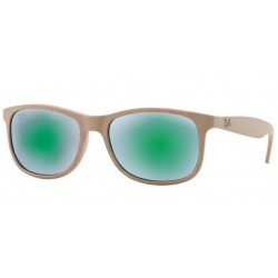 Ray-Ban RB 4202 61543R Andy Beige Lucido Su Top Opaco