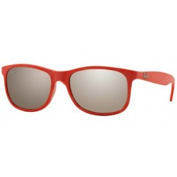 Ray-Ban RB 4202 61555A Andy Corallo Lucido Su Top Opaco