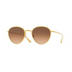 Oliver Peoples OV 1231ST Brownstone 2 5293A5 Spazzolato Oro Brillante