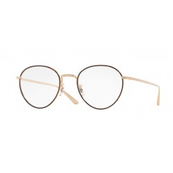 Oliver Peoples OV 1231ST Brownstone 2 52991W Oro Bianco