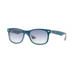Ray-Ban Junior RJ 9052S Junior New Wayfarer 703419 Top Grigio Opaco Su Grigio